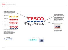 tesco logo - Google Search