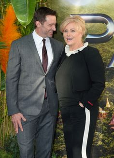10 Long-Lasting Celebrity Couples and How They Keep It Together - Hugh Jackman and Deborra-Lee Furness; married for 20 years from InStyle.com