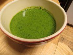 Chimchurri Sauce   Garlic, My Soul