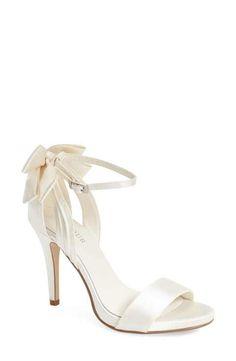 Menbur 'Ana' Bridal Sandal (Women)