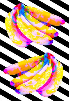 Wild and Crazy Nanner Art Print by Tyler Spangler | Society6