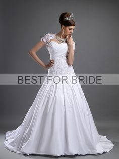 Bridal Dress: Best for Bride Bridal 2012 Collection | Style BFB2800 Strapless Sweetheart Taffeta Ball Gown