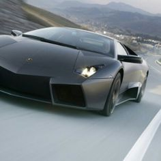 Lamborghini Reventon - one hell of a supercar