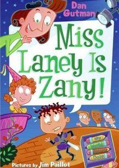 Miss Laney is Zaney