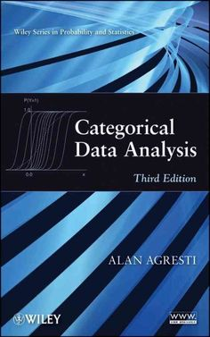 Categorical data analysis / Alan Agresti