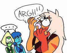 Angry Jasper