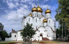 Yaroslavl  - Cathédrale de la Dormition