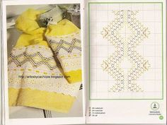 Swedish Weaving Pattern: