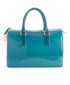 I want! Furla Handbag, Candy Bauletto Satchel