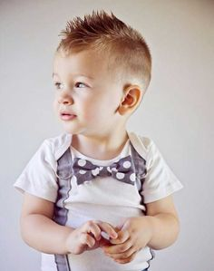 new Cool spike with short haircut trends 2017 2018 for toddler boys