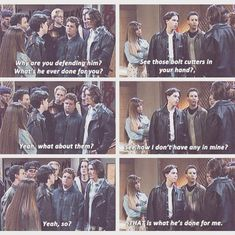 Boy Meets World. Ughhhh love this show ❤ Cory And Shawn, Cory And Topanga, Best Tv Shows, Best Shows Ever, Favorite Tv Shows, Boy Meets World Quotes, Girl Meets World, Tv Show Quotes, Movie Quotes