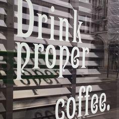 Coffee, coffee, coffee secrets of Oxford Circus