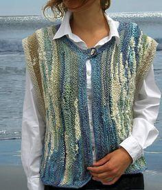 """Knit a Beach"" - Inspired by Nova Scotia shores"