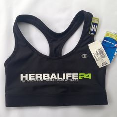 Herbalife 24 Sports Bra. Absolute Workout II