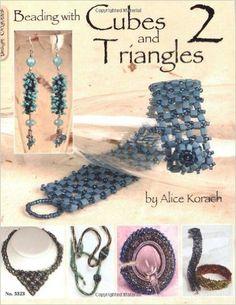 Beading with Cubes and Triangles 2 (Design Originals): Amazon.de: Alice Korach: Fremdsprachige Bücher