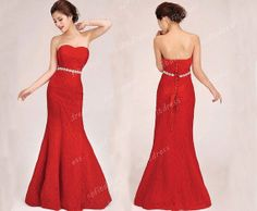 cheap prom dress long prom dresses red prom dress by sofitdress Prom Dress 2014, Prom Dresses For Sale, Grad Dresses, Dance Dresses, Bridesmaid Dresses, Dresses 2014, Dresses Dresses, Formal Gowns, Strapless Dress Formal