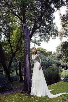 Collection Pure Romance : Νυφικό Karolina