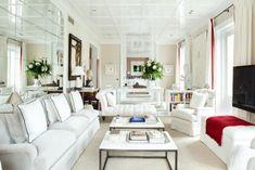 Interioare moderne, clasice, elegante si simetrice