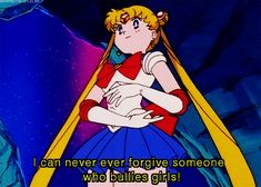 Tell 'em Sailor Moon.  GIF source: fuckyeahwomenprotesting