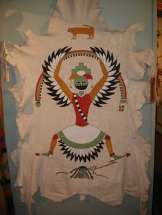 Cayuse Western Americana - Fine Cowboy Antiques, Native American Antiques, and National Park Antiques Native American Artifacts, Native American Indians, Native Americans, Indian Tribes, Native Indian, Santa Fe 2014, Deer Hide, Art Articles, Indian Crafts