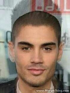Max and Siva morphed