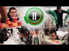Minute to Win It: The 2nd Annual Winter Games (2011) - YouTube