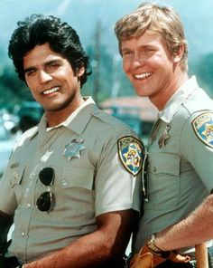 Iremember watching this show when I was a kid.  I thought they were both cute, but I really liked Ponch; I just loved his hair!!!   ; )