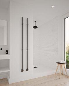 elektrische handdoekdroger badkamer - Google zoeken | Handdoekdroger ...