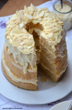 Kokosowa babka gotowana Polish Food, Polish Recipes, Baby Piaskowe, Cake Cookies, Eat Cake, Food And Drink, Easter, Sweets, Homemade