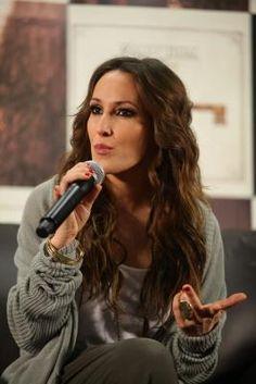 La gira de Malú en 2014. La cantante española  repetirá en los escenarios de Madrid y Barcelona durante este año.