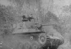 "Imperial Japanese Army Medium Tank Type 97 ""Chi-ha Kai""."