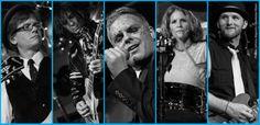 Gene Dante & the Future Starlets--photo credits to Johnny Anguish.