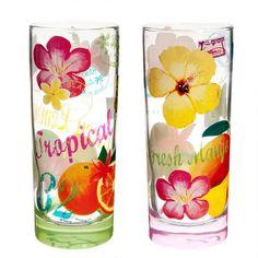 Glas FIESTA, mehrfarbig