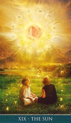 The Sun - Thelema Tarot