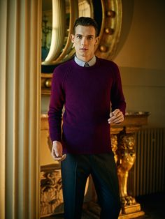 AW14: Men's Knitwear #PinpoinTED