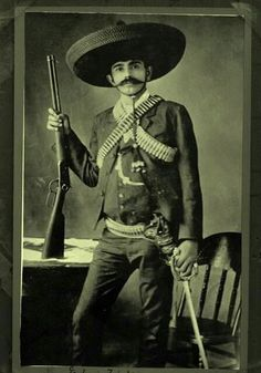 Eufemio hermano menor de Emiliano Zapata Mexico Actual eba503838af