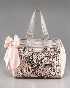 Juicy Courture Hi-Shine Daydreamer bag
