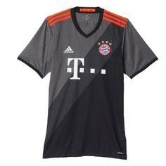 Maillot Bayern Munich 2016-2017 Pas Cher Extérieur Adidas Football 3a9ca4e257440