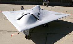 STRANGE STEALTH JETS USAF BLACK OPS - X-47A