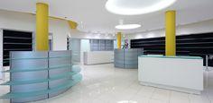 Pharmacy Zerbini, San Cipriano Roncade (TV) - FORMA