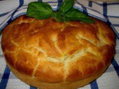 Итальянский хлеб с маслом и базиликом : Хлеб, батоны, багеты, чиабатта