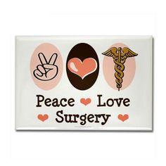 Peace <3 Love <3 Surgery
