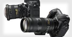 The Nikon faithful have two new lenses to drool over this morning: an all-new ultra-wide PC 19mm f/4E Tilt-Shift that features some fancy engineering, and
