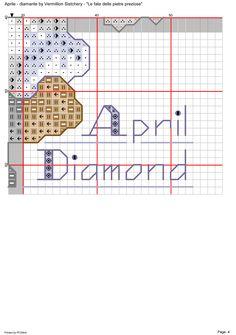 le fate delle pietre preziose: aprile - diamante 5