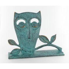 Uil bronzen beeldjes: €325,00