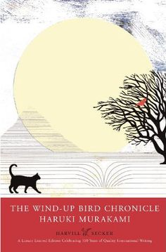 I love Murakmi and this is his opus book. They are all amazing. a beautiful intersection between the ordinary and uncanny, the psyche and the external world.