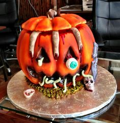 Halloween Cake from