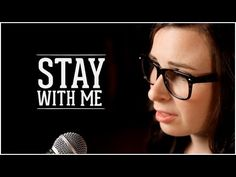Stay With Me - Sam Smith (Piano Cover by Caitlin Hart) - YouTube