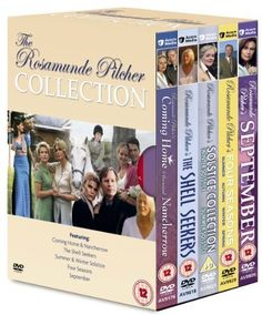 Rosamunde Pilcher Collection - 12-DVD Box Set ( Coming Home / Nancherrow / Winter Solstice / Summer Solstice / The Shell Seekers / Four Seasons (4 Seasons) / September ) ( Heimkehr [ NON-USA FORMAT, PAL, Reg.2 Import - United Kingdom ] null