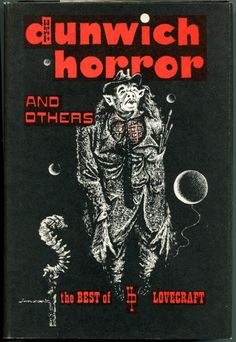 The Dunwich Horror & Others by H.P. Lovecraft, cover illustration by Lee Brown Coye